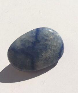 Cuarzo Azul, Canto Rodado
