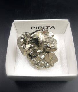 Pirita De Perú, Cajita