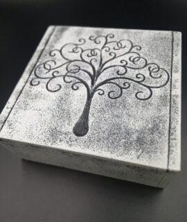 Caja árbol De La Vida