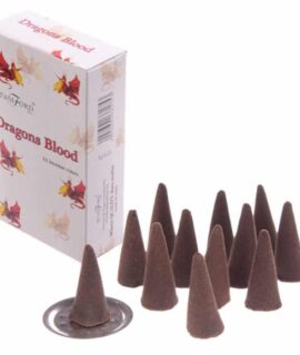 Incienso Cono De Sangre De Drago,12 Sticks